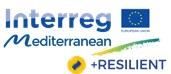 Interreg Mediterranean Resilient